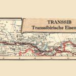 Strecke der Transsibirischen Eisenbahn